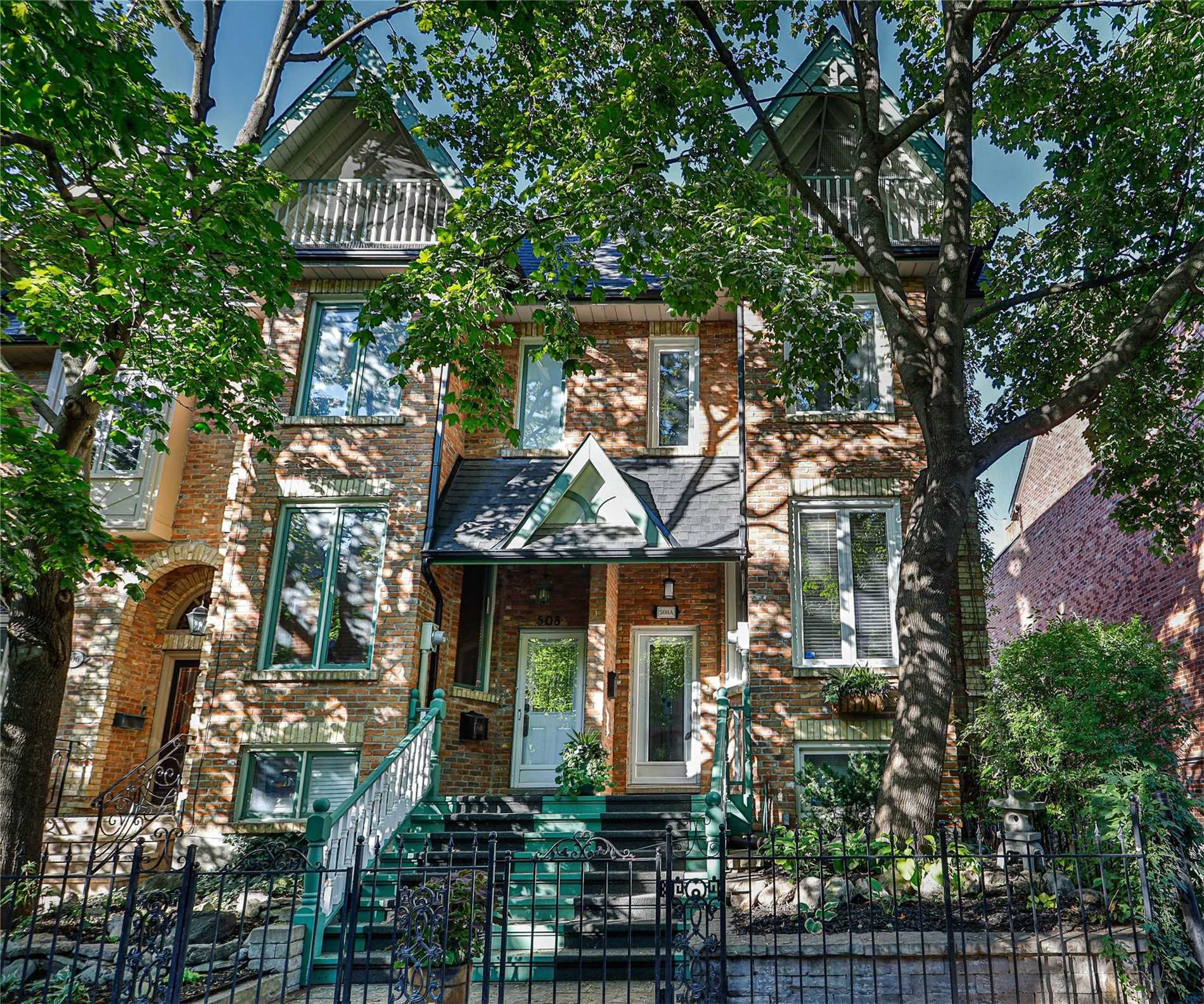 508A Ontario St - Cabbagetown-South St. James Town Att/Row/Twnhouse for sale, 3 Bedrooms (C5400434) - #32