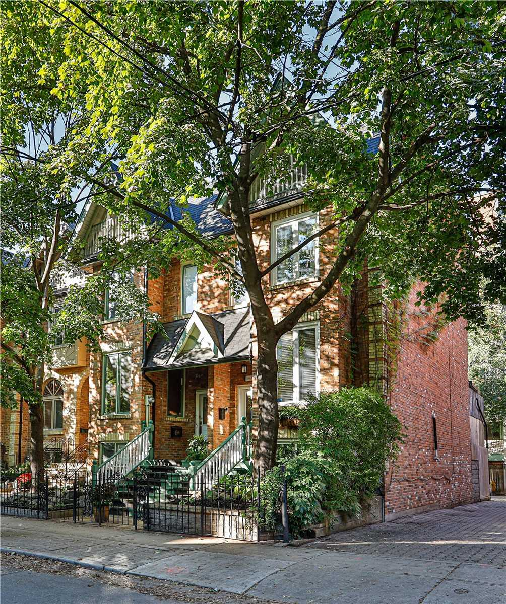 508A Ontario St - Cabbagetown-South St. James Town Att/Row/Twnhouse for sale, 3 Bedrooms (C5400434) - #34