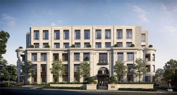 303 - 77 Clarendon Ave - Casa Loma Condo Apt for sale, 2 Bedrooms (C5400972)