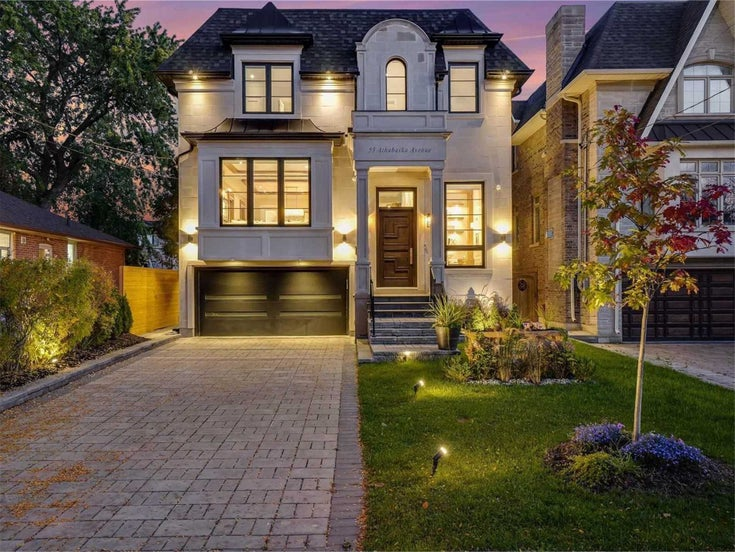 53 Athabaska Ave - Newtonbrook East Detached for sale, 4 Bedrooms (C5401466)