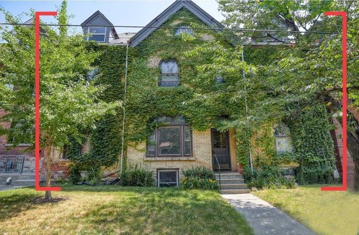 345 Gladstone Ave - Dufferin Grove Multiplex for sale, 7 Bedrooms (C5401640)