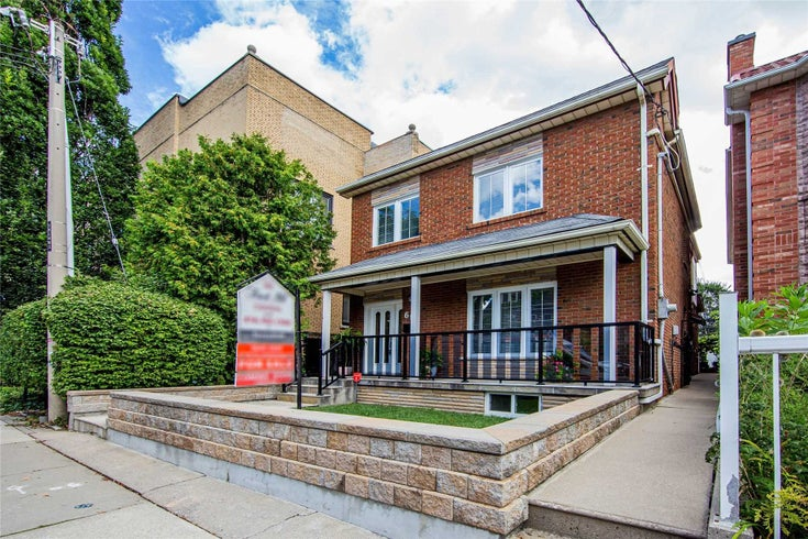69 Markham St - Trinity-Bellwoods Detached for sale, 4 Bedrooms (C5401909)