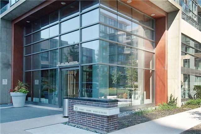 4605 - 15 Fort York Blvd - Waterfront Communities C1 Condo Apt for sale, 2 Bedrooms (C5401972)