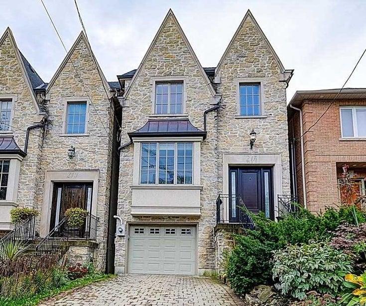 217 Hillsdale Ave E - Mount Pleasant West Detached for sale, 4 Bedrooms (C5402181)
