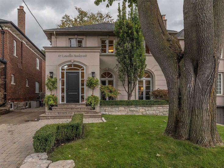 67 Lascelles Blvd - Yonge-Eglinton Detached for sale, 4 Bedrooms (C5402195)