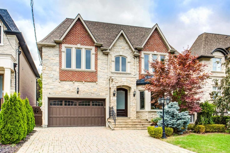 242 Parkview Ave - Willowdale East Detached for sale, 4 Bedrooms (C5402340)