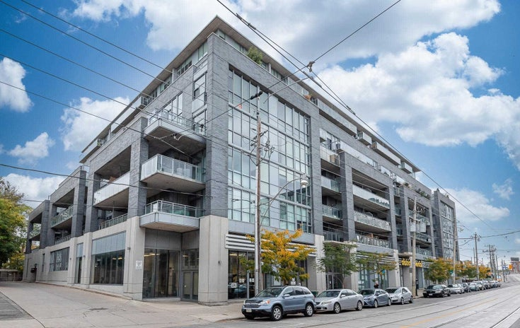 525 - 510 King St E - Moss Park Condo Apt for sale, 2 Bedrooms (C5402711)