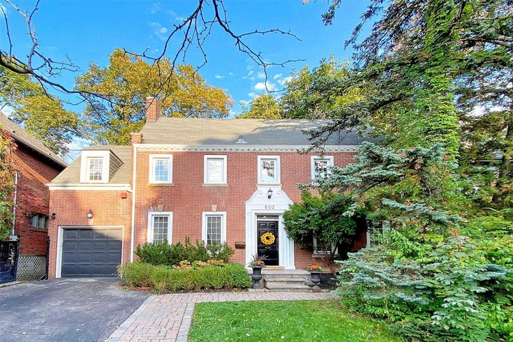 603 Spadina Rd - Forest Hill South Detached for sale, 4 Bedrooms (C5402891)