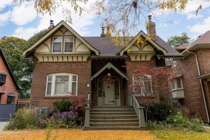 22 Lytton Blvd - Lawrence Park South Detached for sale, 5 Bedrooms (C5403306)