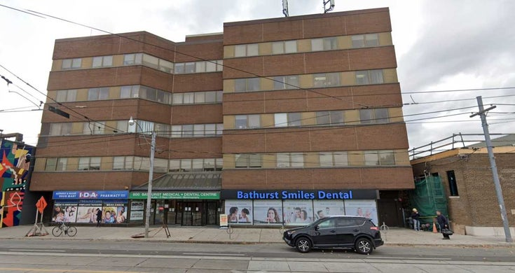 206 - 800 Bathurst St - Annex Condo Apt for sale(C5403945)