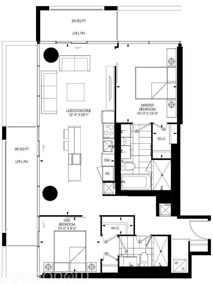 Ph3406 - 3406 Soudan Ave - Mount Pleasant West Condo Apt for sale, 2 Bedrooms (C5404236)