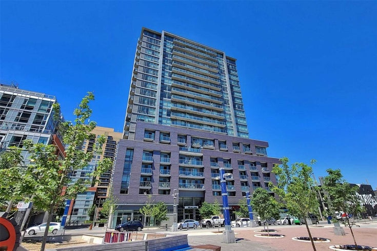 1610 - 68 Abell St - Little Portugal Condo Apt for sale, 1 Bedroom (C5404276)