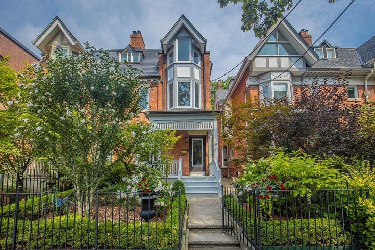86 Winchester St - Cabbagetown-South St. James Town Semi-Detached for sale, 4 Bedrooms (C5404350)