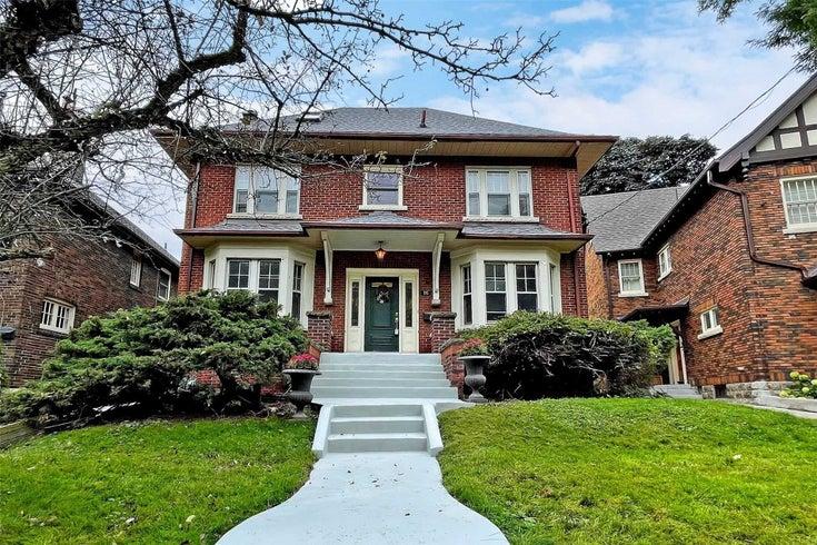 16 Servington Cres - Mount Pleasant West Detached for sale, 5 Bedrooms (C5404351)