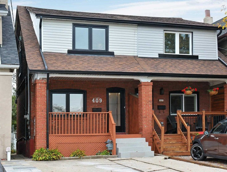409 Westmount Ave - Oakwood-Vaughan Semi-Detached for sale, 3 Bedrooms (C5404389)
