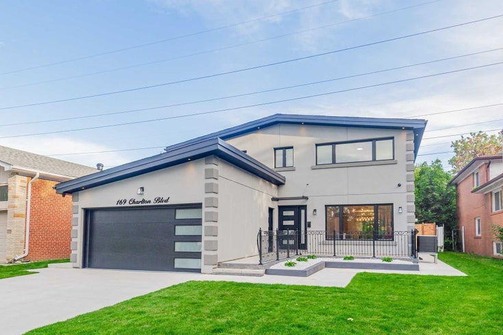 169 Charlton Blvd - Newtonbrook West Detached for sale, 5 Bedrooms (C5404400)
