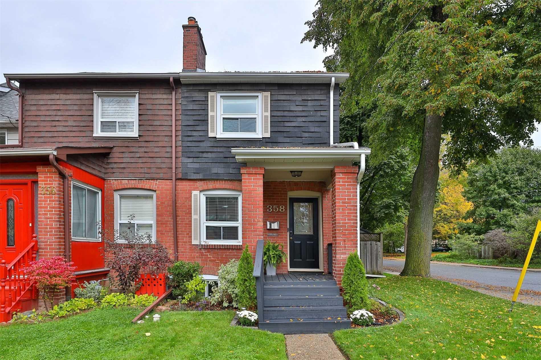 358 Soudan Ave - Mount Pleasant East Semi-Detached for sale, 3 Bedrooms (C5405343) - #1
