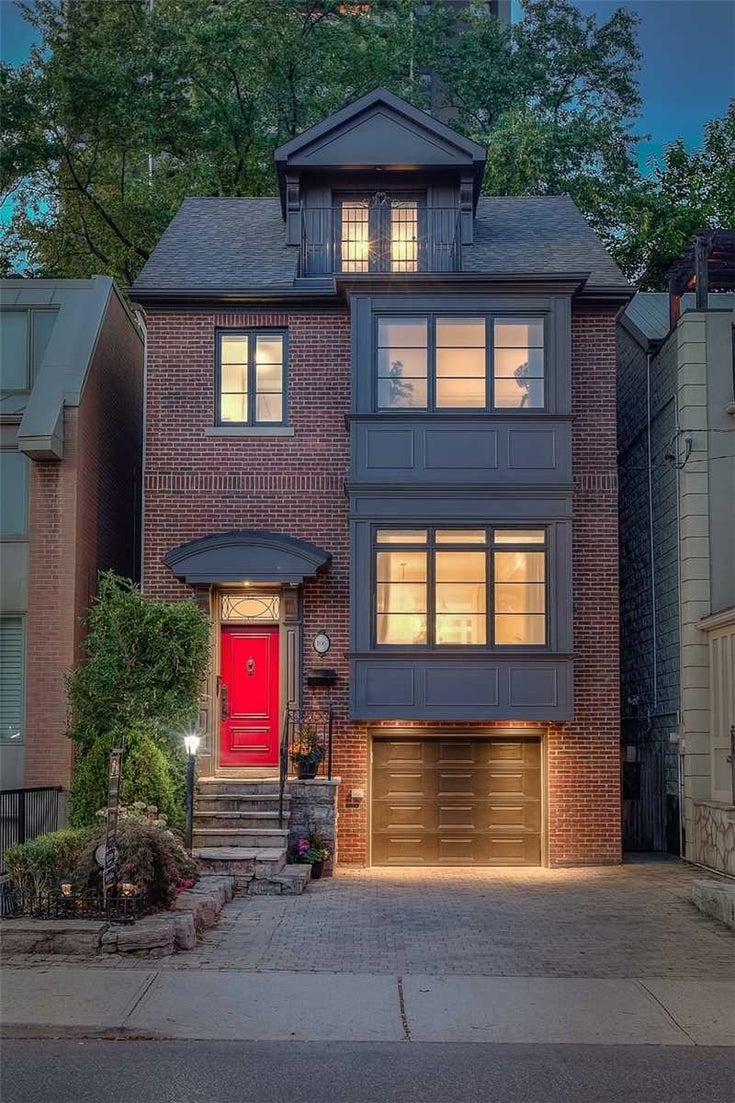 106 Belmont St - Annex Detached for sale, 3 Bedrooms (C5405449)