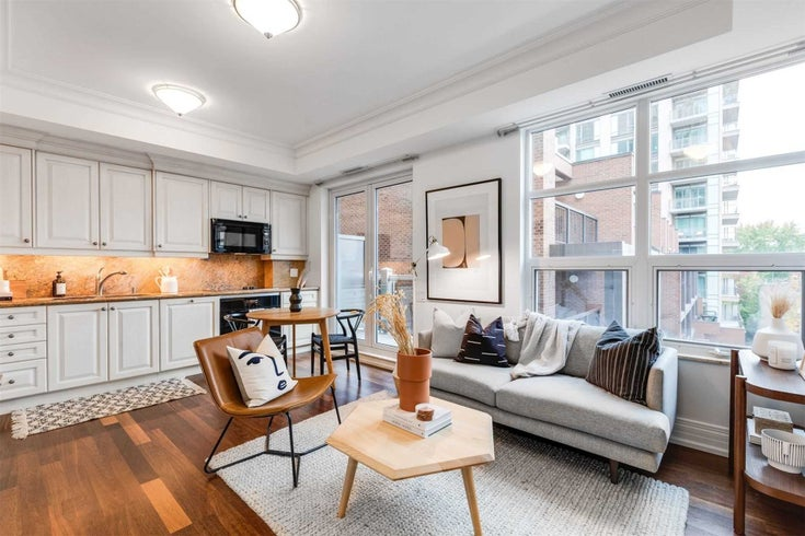 503 - 68 Yorkville Ave - Annex Condo Apt for sale, 1 Bedroom (C5405907)