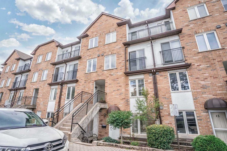 11 - 988 Sheppard Ave W - Bathurst Manor Condo Townhouse for sale, 3 Bedrooms (C5406086)