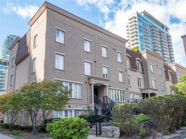 1224 - 21 Pirandello St - Niagara Condo Townhouse for sale, 2 Bedrooms (C5406128)