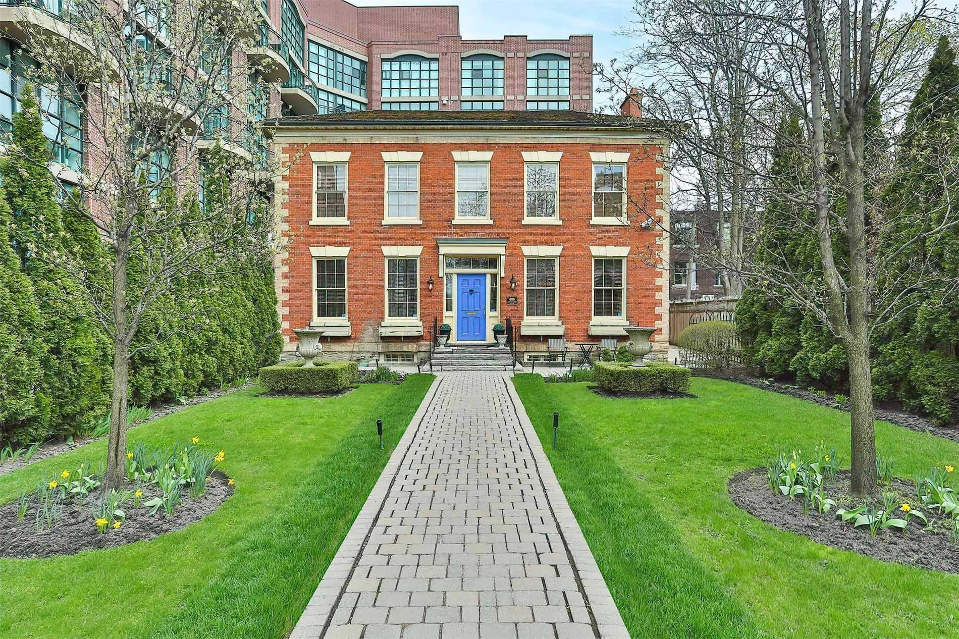 905 Queen St W - Trinity-Bellwoods Detached for sale, 1 Bedroom (C5409391) - #1