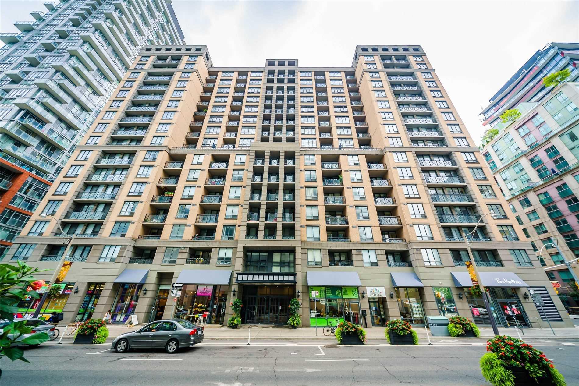 409 - 140 Simcoe St - Waterfront Communities C1 Condo Apt for sale, 2 Bedrooms (C5409430) - #1