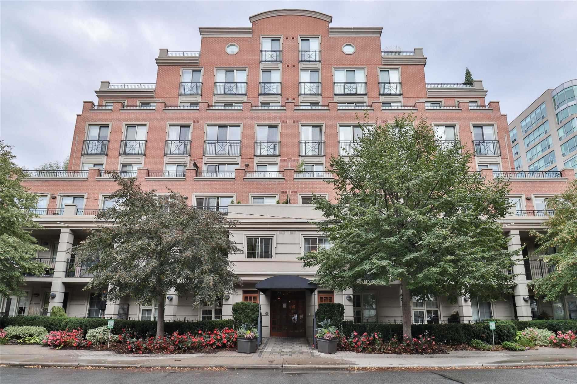 115 - 77 Mcmurrich St - Annex Condo Apt for sale, 2 Bedrooms (C5409567) - #1
