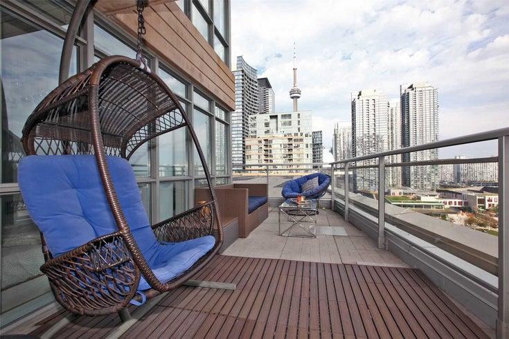 1111 - 151 Dan Leckie Way - Waterfront Communities C1 Condo Apt for sale, 2 Bedrooms (C5409626)