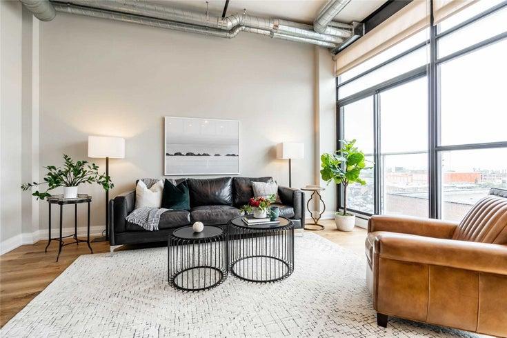 722 - 43 Hanna Ave - Niagara Condo Apt for sale, 1 Bedroom (C5409657)