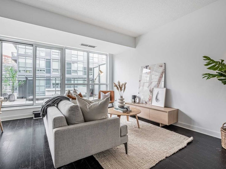Ph 727 - 1169 Queen St W - Little Portugal Condo Apt for sale, 2 Bedrooms (C5409697)