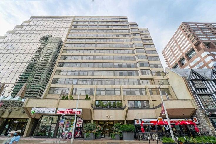 201 - 900 Yonge St - Annex Condo Apt for sale, 2 Bedrooms (C5410002)