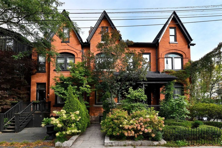 12 Tranby Ave - Annex Att/Row/Twnhouse for sale, 3 Bedrooms (C5410347)