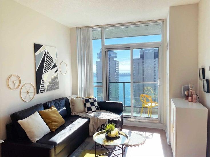 3011 - 33 Bay St - Waterfront Communities C1 Condo Apt for sale, 1 Bedroom (C5411293)