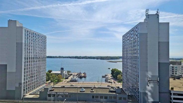 1203 - 5 Mariner Terr - Waterfront Communities C1 Condo Apt for sale, 2 Bedrooms (C5411308)
