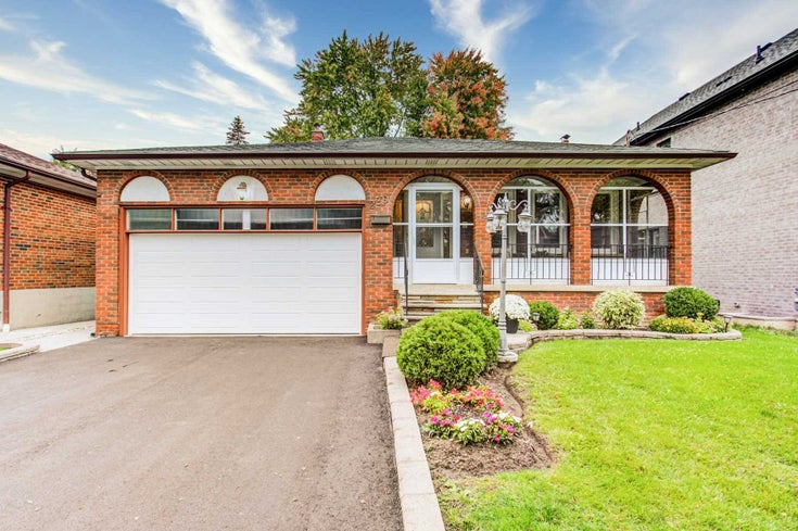 226 Connaught Ave - Newtonbrook West Detached for sale, 4 Bedrooms (C5411377)