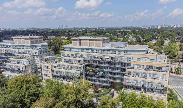 515 - 701 Sheppard Ave W - Clanton Park Condo Apt for sale, 2 Bedrooms (C5411397)