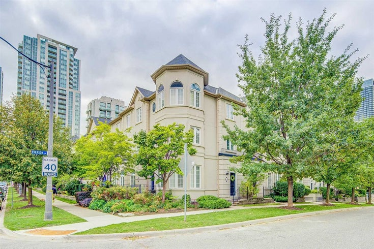 105 - 16 Humberstone Dr - Willowdale East Condo Townhouse for sale, 3 Bedrooms (C5411912)