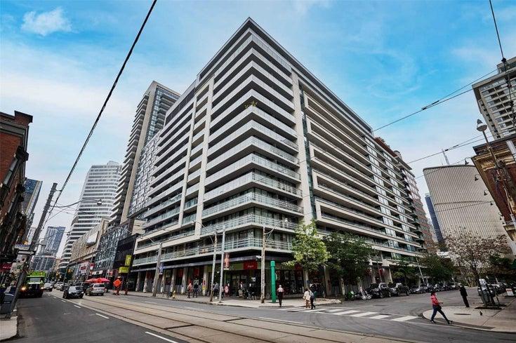 801 - 111 Elizabeth St - Bay Street Corridor Condo Apt for sale, 1 Bedroom (C5411913)