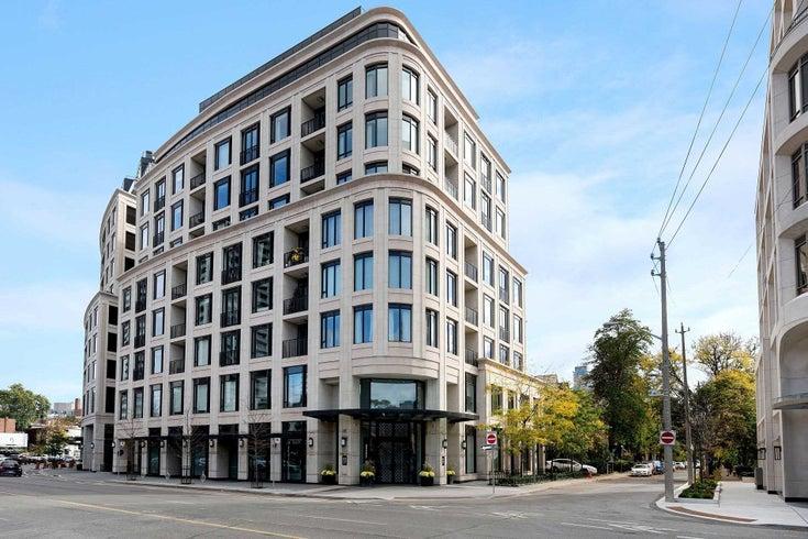 203 - 133 Hazelton Ave - Annex Condo Apt for sale, 2 Bedrooms (C5412362)