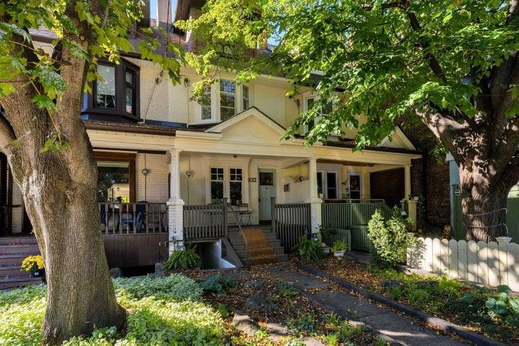 932 Manning Ave - Annex Att/Row/Twnhouse for sale, 4 Bedrooms (C5412439)