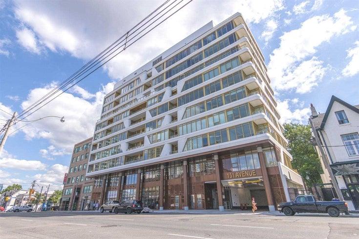 404 - 151 Avenue Rd - Annex Condo Apt for sale, 1 Bedroom (C5413226)