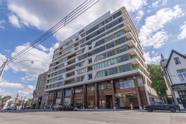 401 - 151 Avenue Rd - Annex Condo Apt for sale, 1 Bedroom (C5413236)