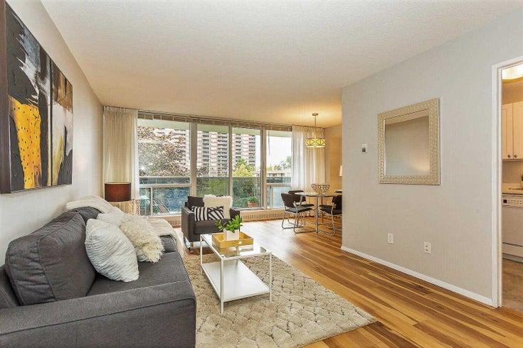 417 - 40 Sunrise Ave - Victoria Village Condo Apt for sale, 3 Bedrooms (C5414028)