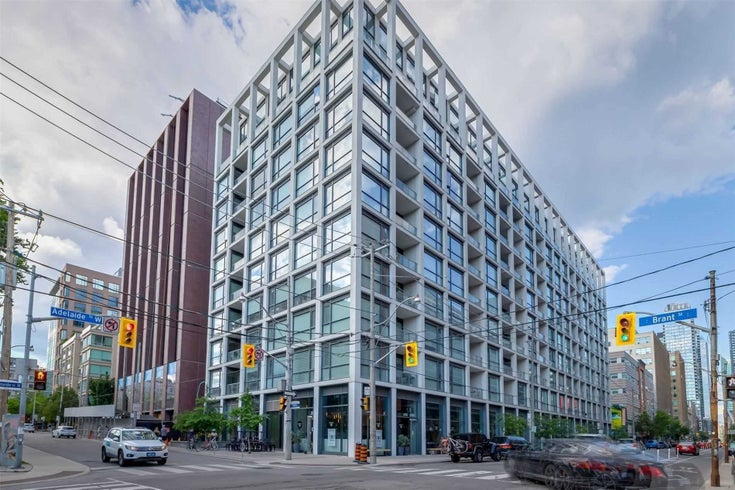 202 - 39 Brant St - Waterfront Communities C1 Comm Element Condo for sale, 2 Bedrooms (C5414035)