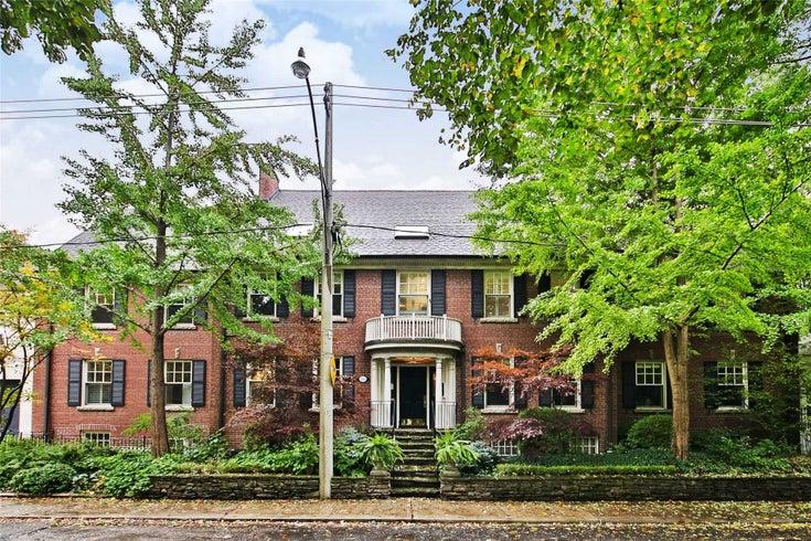 201 - 195 Poplar Plains Rd - Casa Loma Condo Apt for sale, 1 Bedroom (C5414051)