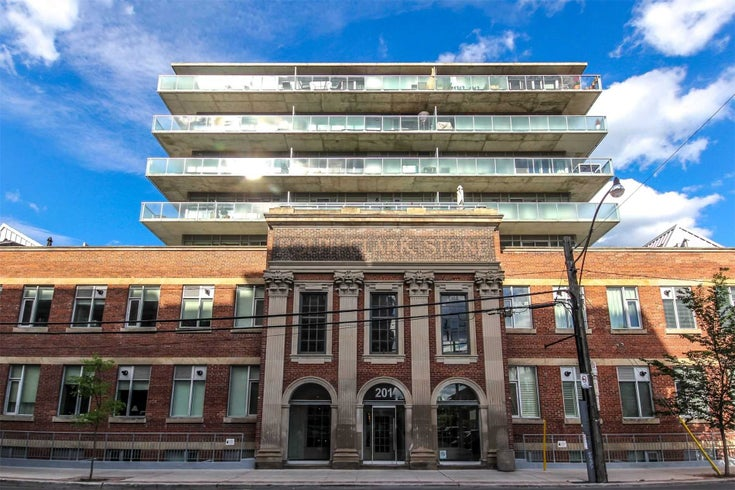 146 - 201 Carlaw Ave - South Riverdale Condo Apt for sale, 1 Bedroom (E5277001)