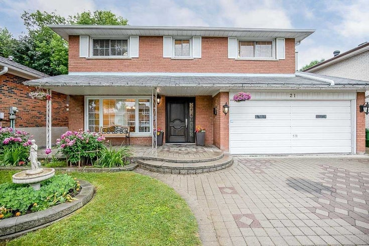 21 Munford Cres - O'Connor-Parkview Detached for sale, 4 Bedrooms (E5280233)