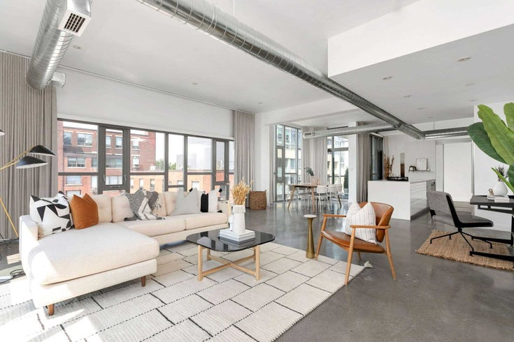 309 - 625 Queen St - South Riverdale Condo Apt for sale, 2 Bedrooms (E5308720)