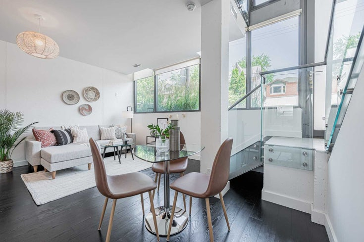 102(Lw) - 90 Broadview Ave - South Riverdale Condo Apt for sale, 1 Bedroom (E5309353)